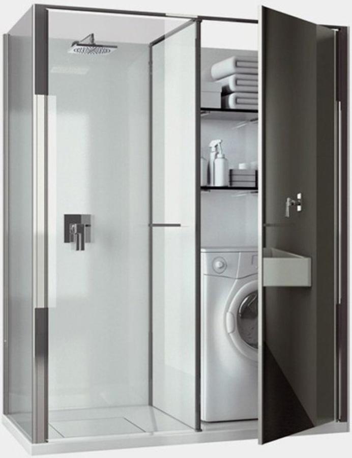 Presupuesto armario aluminio online habitissimo - Armario para lavadora ...
