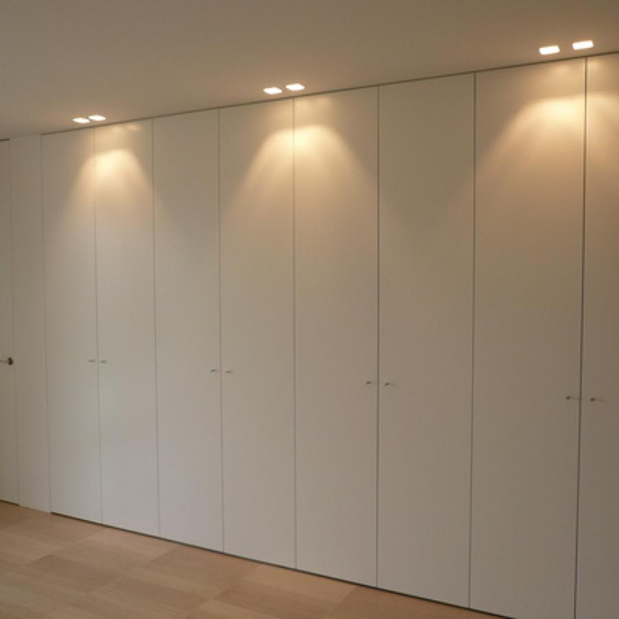 Armario ikea armarios empotrados decoraci n de - Puertas para armarios ikea ...
