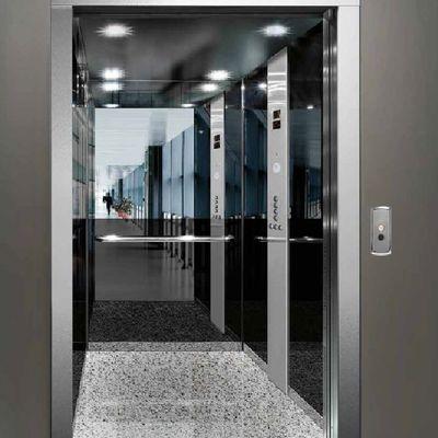 Llevar ascensor a cota cero