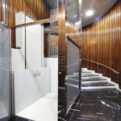 Instalación el ascensor