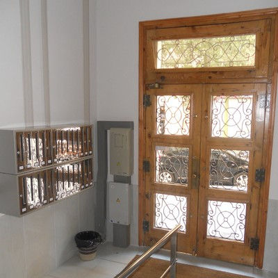 Automatizar la puerta del portal