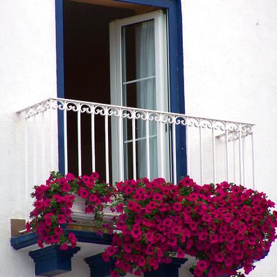 Decorar un balcón