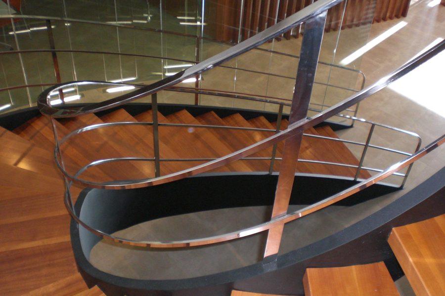Presupuesto barandillas met licas online habitissimo - Barandillas de seguridad para escaleras ...