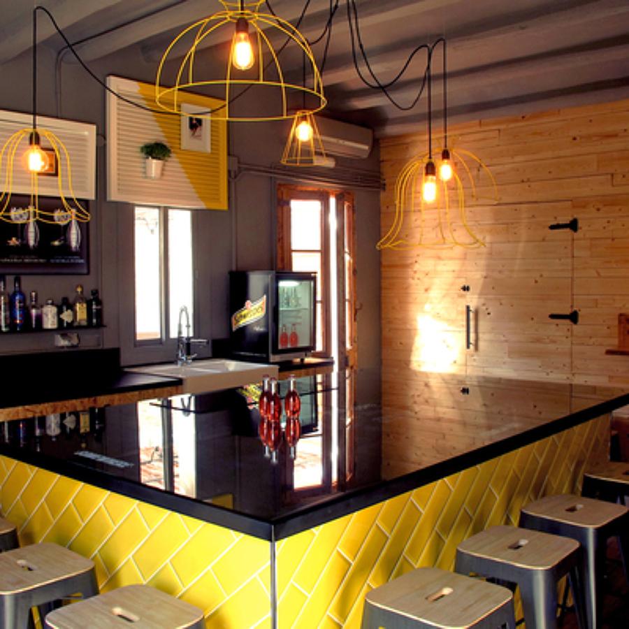 Presupuesto hacer barra en bar restaurante online for Barras de bar para casa