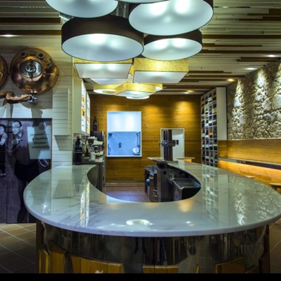 Presupuesto hacer barra en bar restaurante online - Barra para bar ...