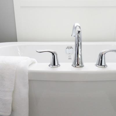 Grifería de duchas y bañeras