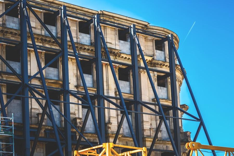 Coordinación de seguridad en obras
