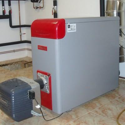 Caldera de gasoil de condensación