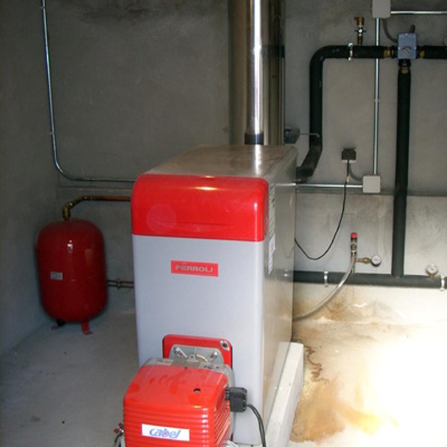 Presupuesto instalaci n caldera gasoil online habitissimo - Caldera de calefaccion ...