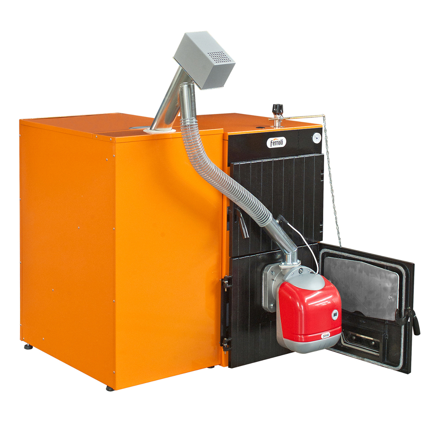 C mo elegir una caldera tipos y ventajas habitissimo - Se puede instalar una caldera de biomasa en un piso ...
