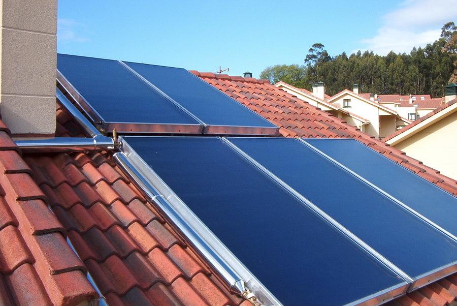 Calefacción por energías renovables
