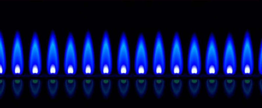 Calefacción por gas