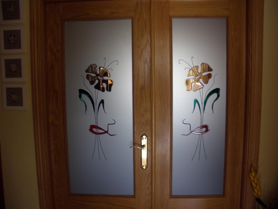Presupuesto cambiar puertas interior online habitissimo - Puertas de interior con cristales ...