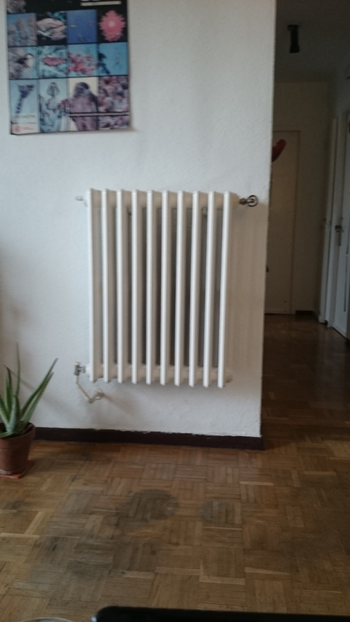 Poner calefaccion en casa simple como cambiar el - Radiadores de aire ...