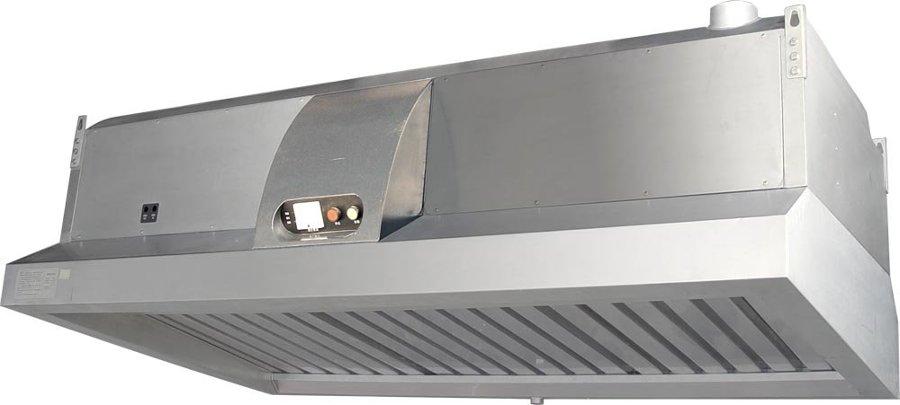 Presupuesto instalar o cambiar campana extractora online for Extractor de cocina industrial