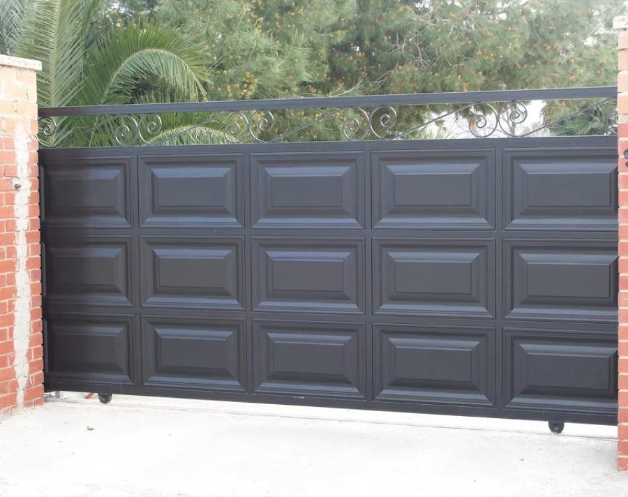 Precios de puertas de garaje correderas habitissimo - Precio puertas de garaje ...