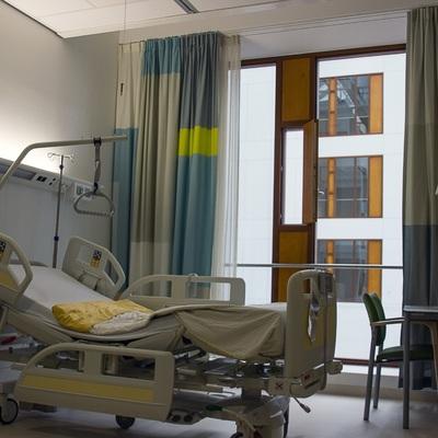 Limpieza de habitaciones hospitalarias