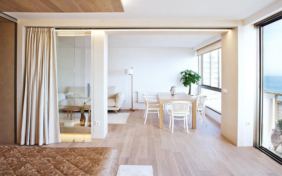 Cambiar el suelo del apartamento