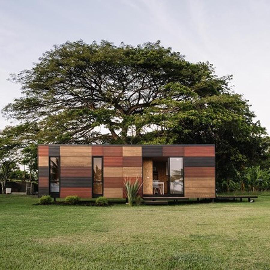 Presupuesto construir casa de madera online habitissimo - Casas de madera modulares ...