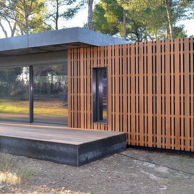 Presupuesto construir casa de madera online habitissimo for Construir casa precio m2