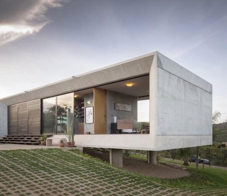 Presupuesto construir casas modernas online habitissimo for Viviendas modernas