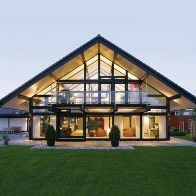Cu nto cuesta construir una casa moderna presupuestos - Que cuesta hacer una casa ...