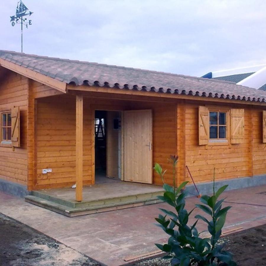Casas prefabricadas precios e informaci n habitissimo - Casas estructura de madera ...