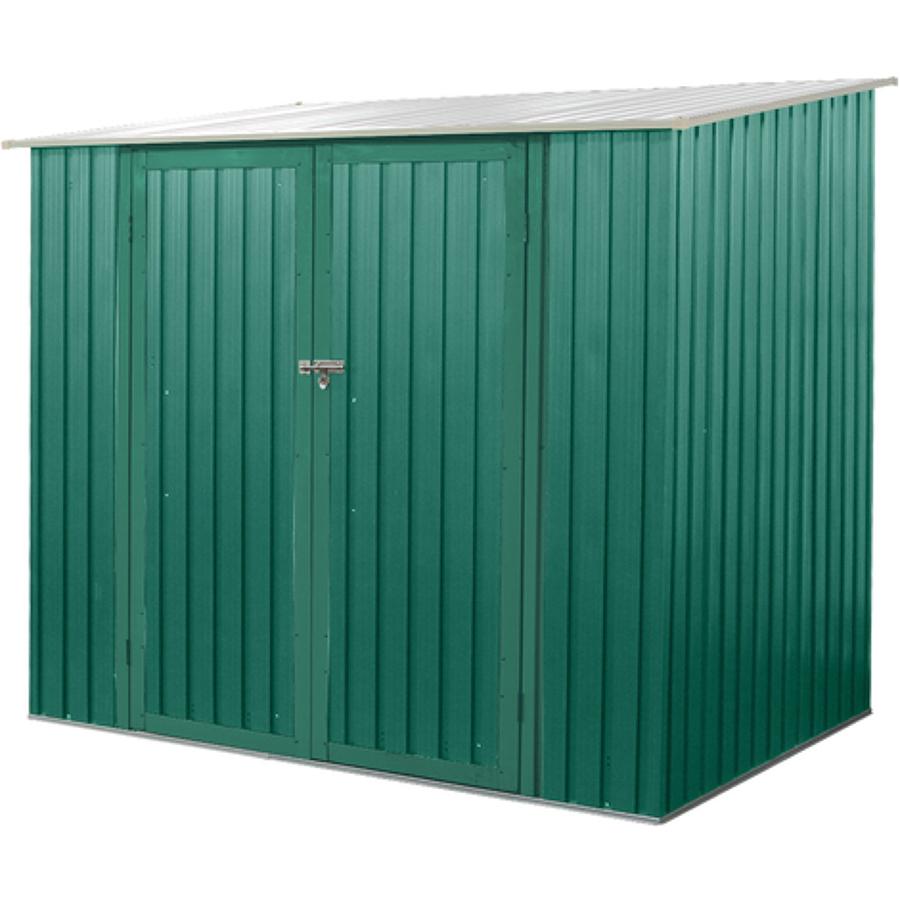 Presupuesto construir armario empotrado exterior aluminio for Caseta metalica jardin