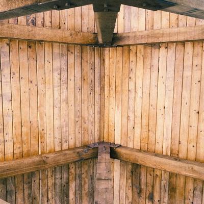 Panel sandwich de madera