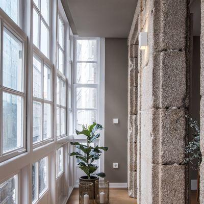 Cerramientos de aluminio en balcones