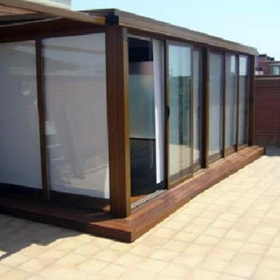 Presupuesto cerramientos de aluminio online habitissimo for Cerramiento aluminio terraza