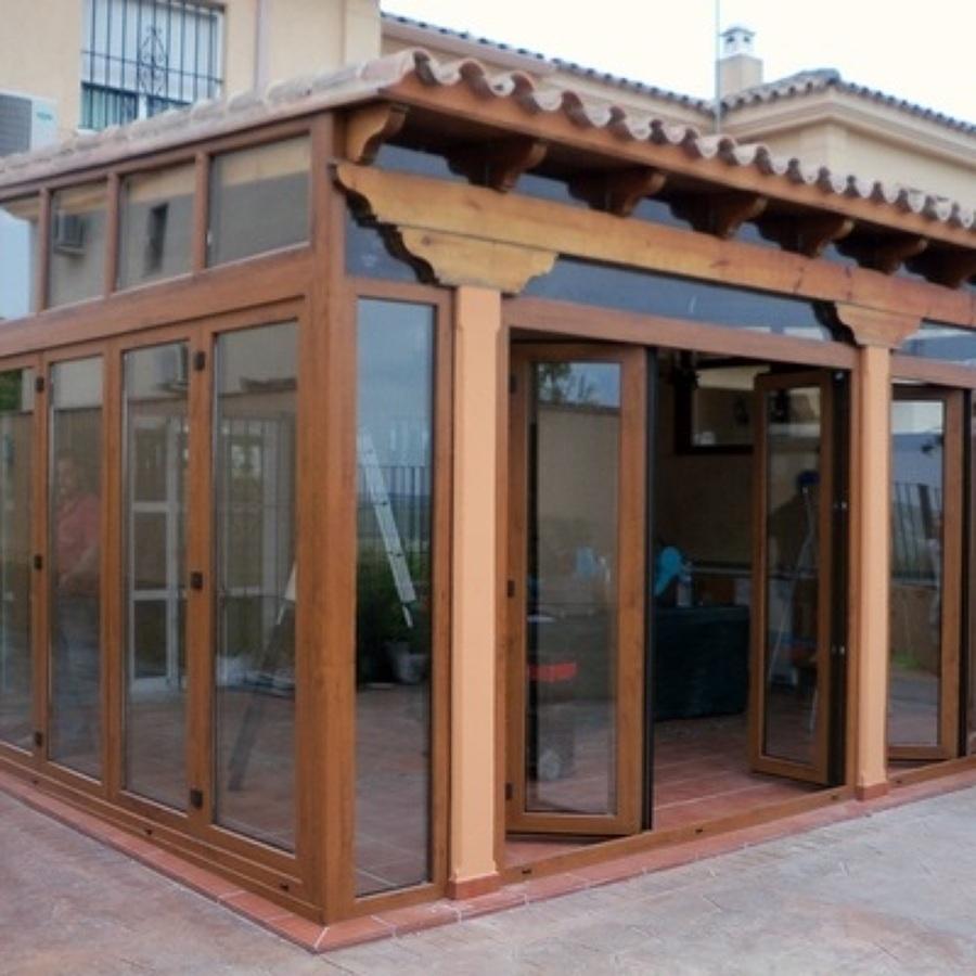 Presupuesto cerramientos de aluminio online habitissimo - Cerramientos de aluminio para porches ...