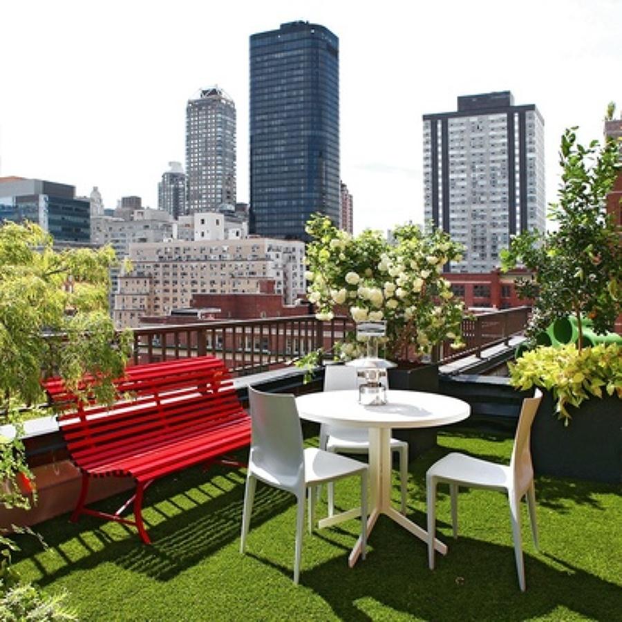 csped artificial para terrazas - Terrazas Con Cesped Artificial