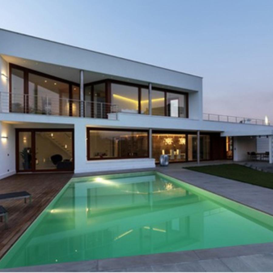 Bungalow multi family plan 64882 duplex plans bungalow for Cuanto cuesta un plano para construir una casa