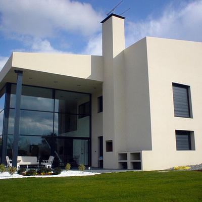 Chalets de arquitectura moderna