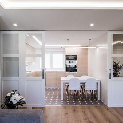 Lacar puertas de muebles de cocinas y baños