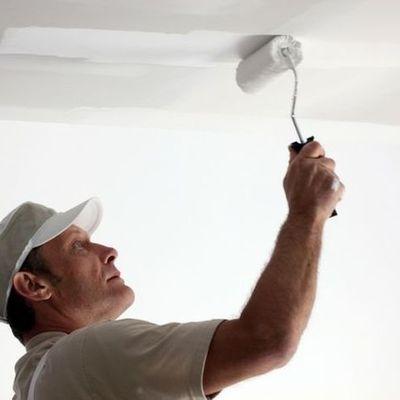 Presupuesto limpieza techos online habitissimo - Como pintar un techo ...