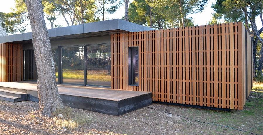 Construcción de casas prefabricadas
