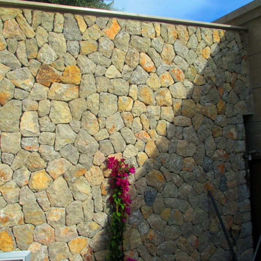 Presupuesto construcci n muros online habitissimo - Muros de piedra construccion ...
