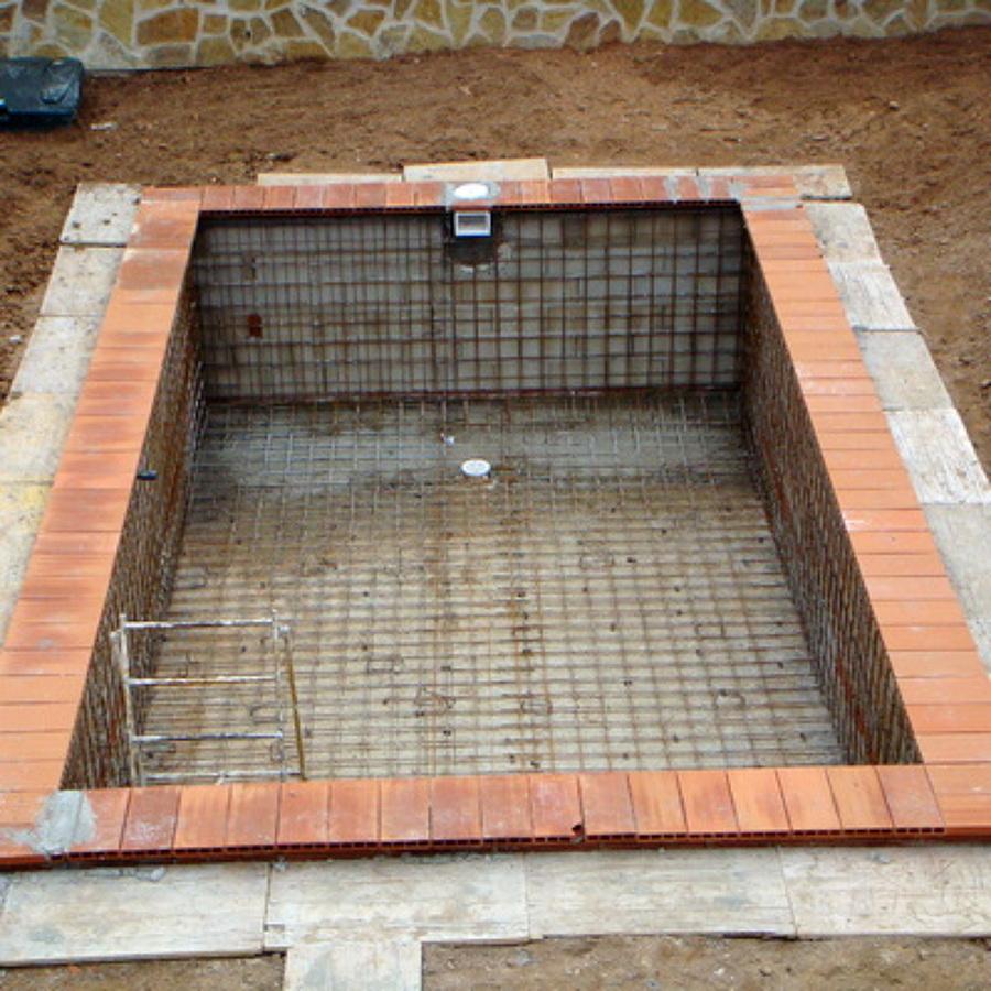 Construcción de muros perimetrales
