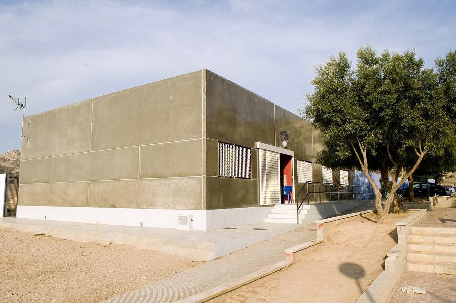 Construcción de un local en edificaciones nuevas