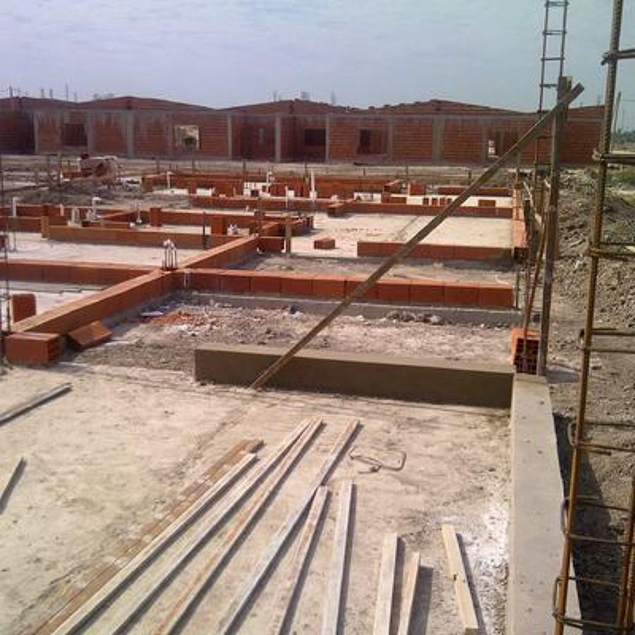 Construcción de casas y viviendas