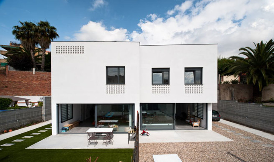 Presupuesto construir casa bifamiliar online habitissimo for Hacer casas online