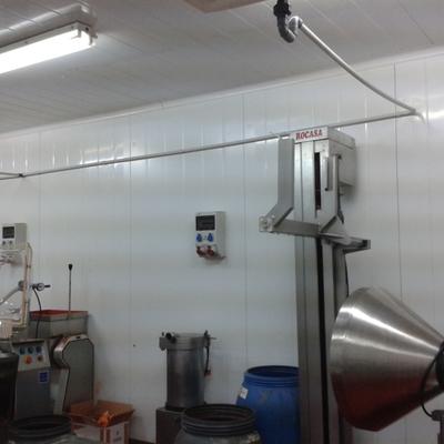 Control de plagas en fábricas