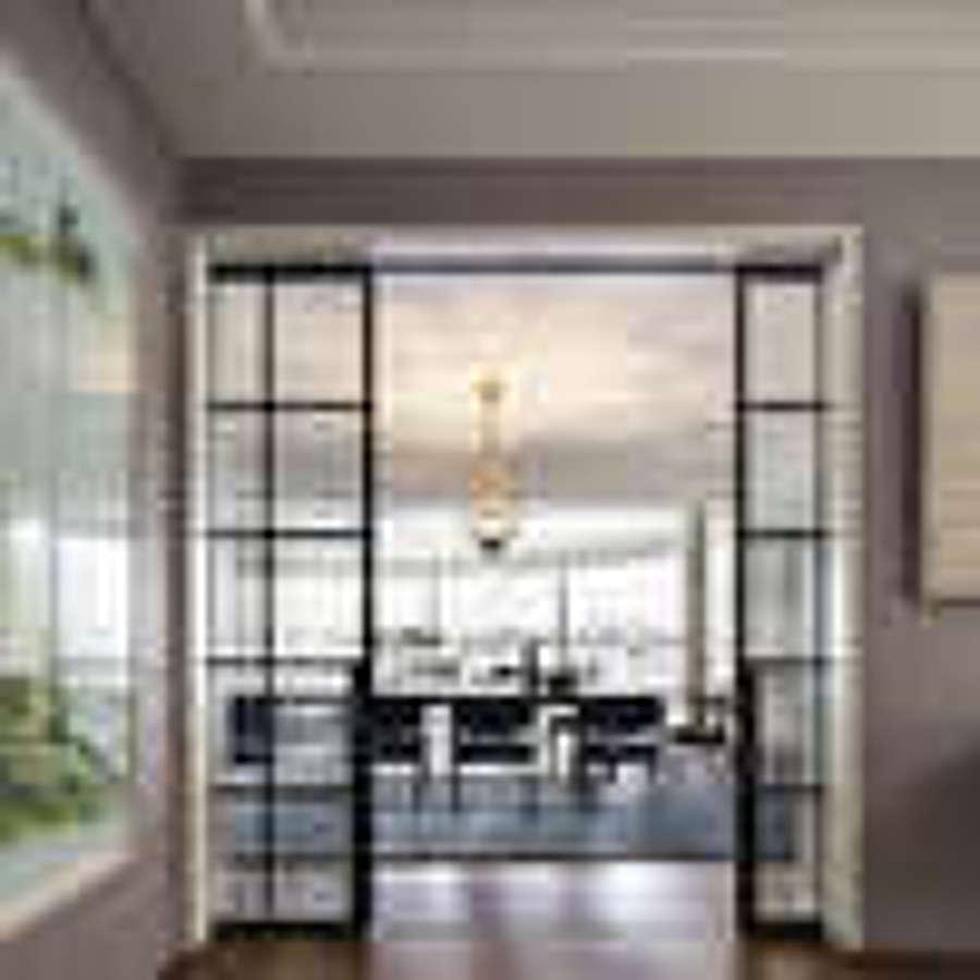C mo instalar una puerta corredera empotrada precios for Puertas correderas de cristal para exterior