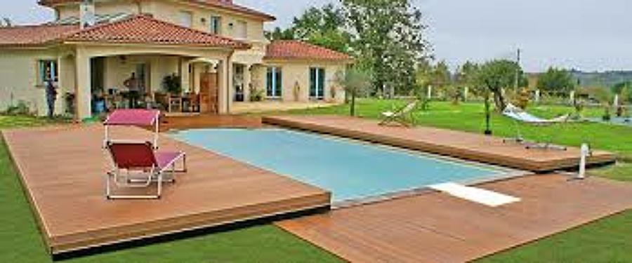 Presupuesto construcci n cubierta pisable para piscina for Cubierta piscina transitable