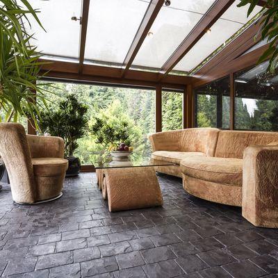 Cubiertas de cristal en terrazas y áticos