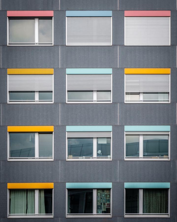 Pintar ventanas de aluminio