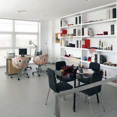 Decoración de la oficina