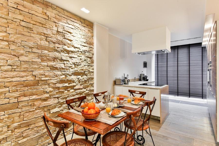 Tirar tabiques o paredes del apartamento